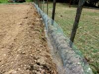 barrière à campagnol